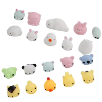 Kids Mini Squishy Kawaii Mochi Animal Squishies for Party Favors Squishy Mini Squeeze Stress Relief Toys
