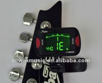 LT-680 Clip-on Electric Tuner for Guitar Chromatic Bass Violin Ukulele Universal Portable Guitar Tuner