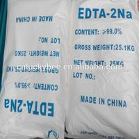 High Quality Chelating Agent Ethylene diamine tetraacetic acid disodium salt (EDTA-2Na 01)