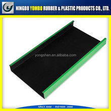 Specializing in custom PVC/UPVC u channel plastic extrusion strip