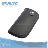 black color PU leather with M sport car logoes key case