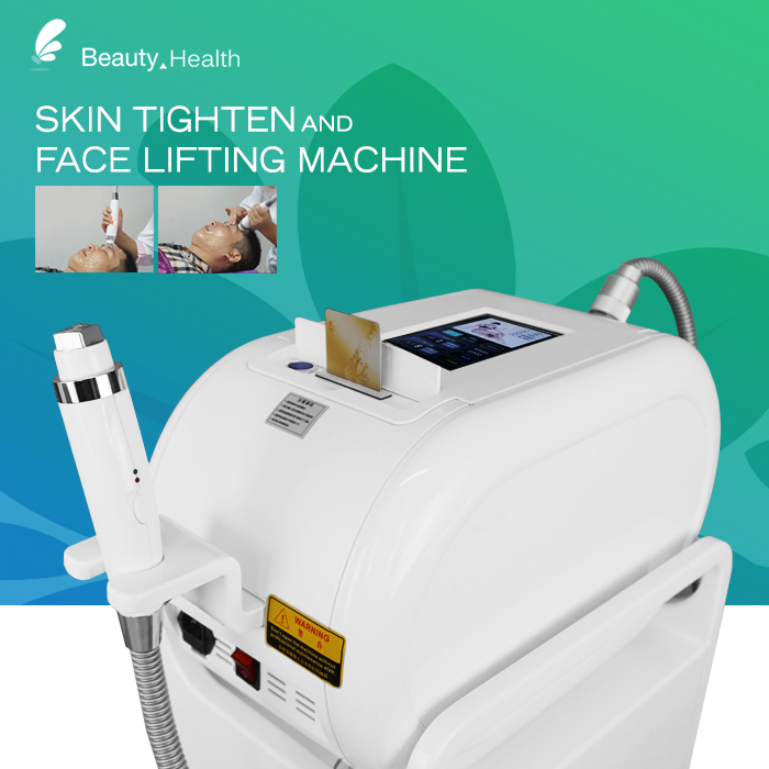 Dermis skin beauty machine effective on pores minimized and anti wrinkle