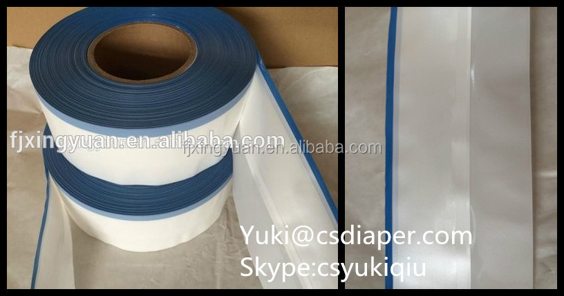 adhesive bopp tape for pamper adult diapers for adults