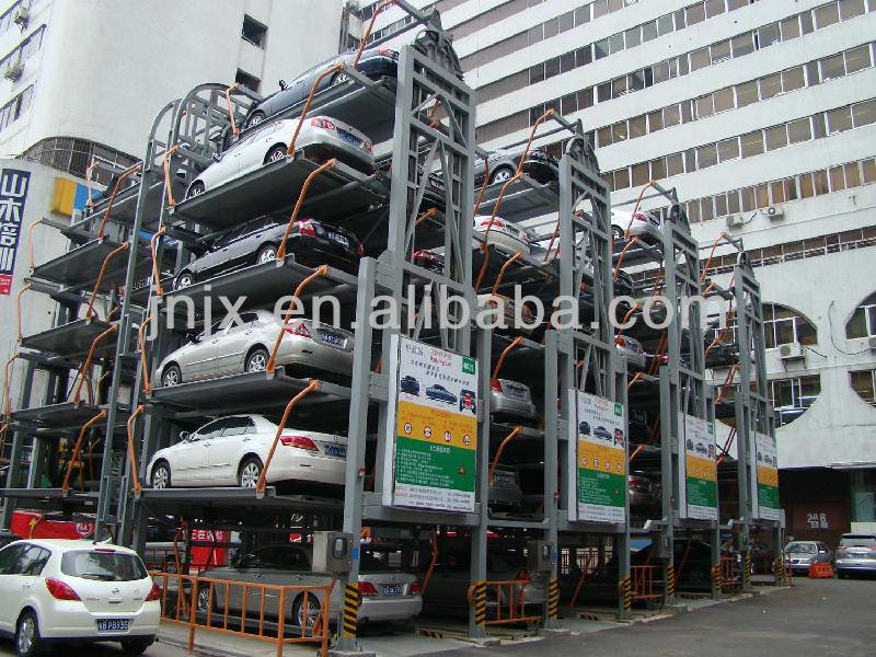 mechanical commercial new puzzle parking system