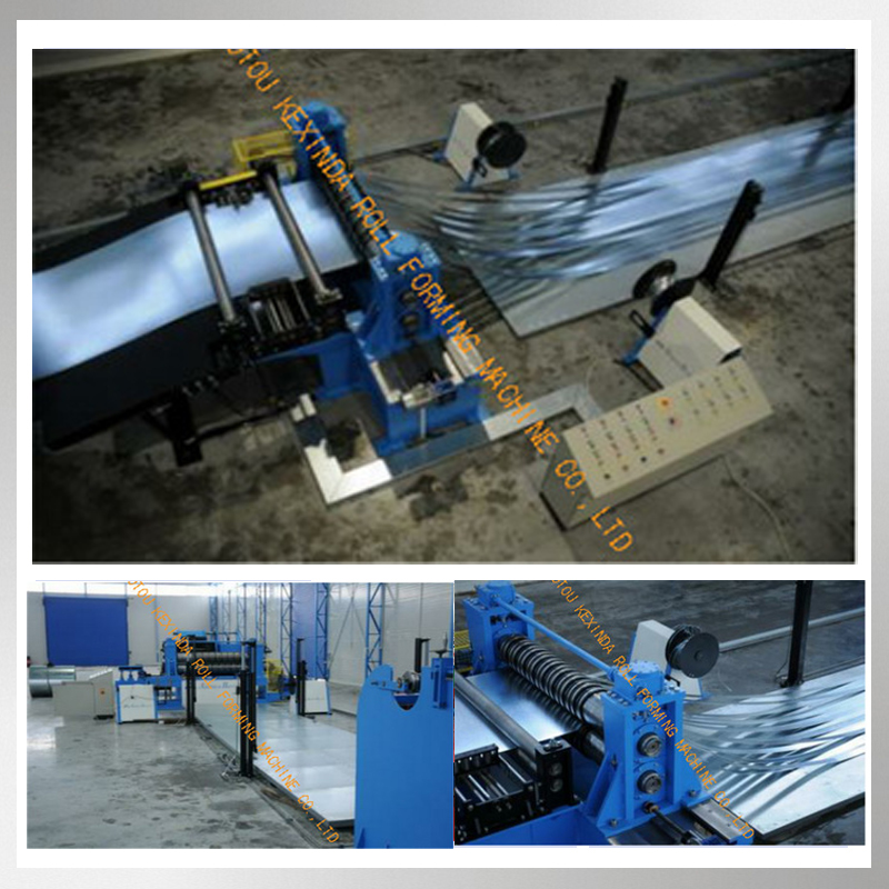 China supplier steel slitter cutting rewinder machine line for sale