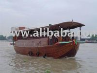 Chao Phraya Rice Barge Cruise (2 Days / 1 Night) (ex Bangkok)