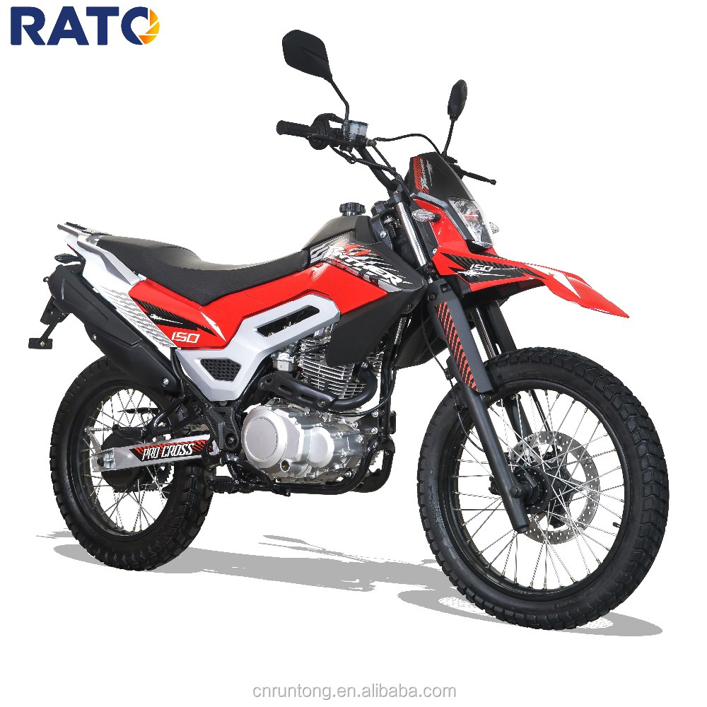 Chinese brand RATO 150cc dirt bikes motorcycles for sale