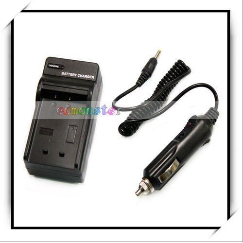 Professaional Camera Battery Charger For Casio Exilim EX-S10 EX-Z9 Z80