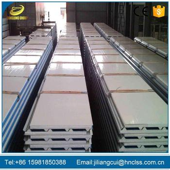 high quality insulated panels cold storage for steel buildings