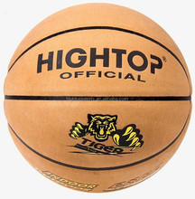Official Size 7 real leather Indoor/Outdoor Basketball /custom professional match basketball in bulk