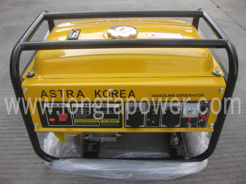6.5HP gasoline generator set with CE SONCAP