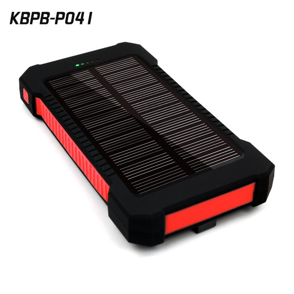 Wholesale solar cell power bank 10000mah solar chargers for mobile cell phones wholesale cheap in China market