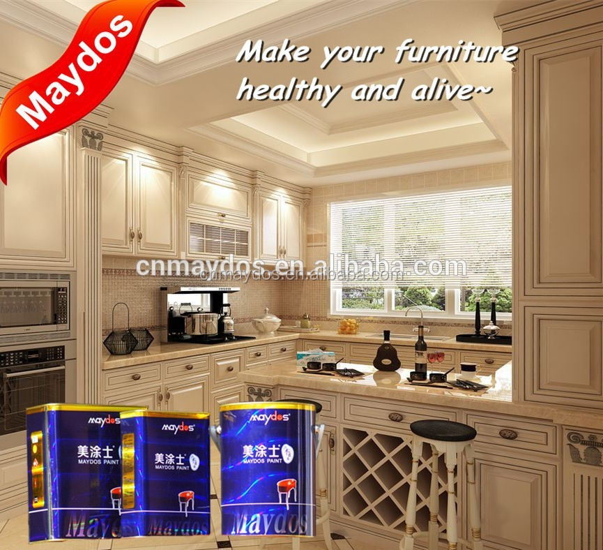 Matte Finish Wood Furniture Polish 3h Hard Wood Liquid Plastic Coating Paint