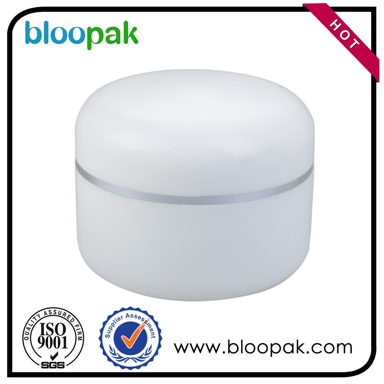 Hot sale best quality plastic cream jar