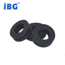 Cable wire seal protective rubber grommet