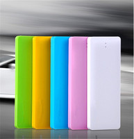 Cheapest price gift 4800mah universal power bank / lipstick mini portable power bank 4800mah for iPhone, Samsung, iPad