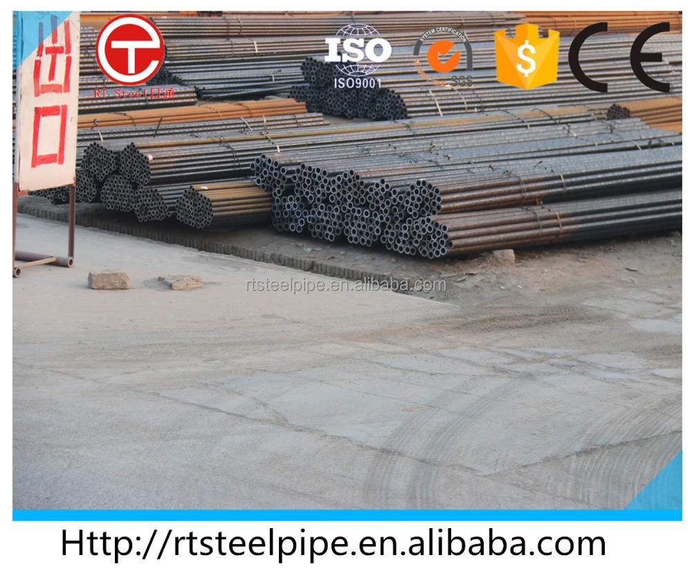 High quality mild Seamless Steel Pipe Professional Manufacturer
