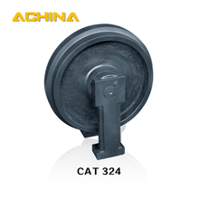 CAT 324 front idler for excavator undercarriage parts