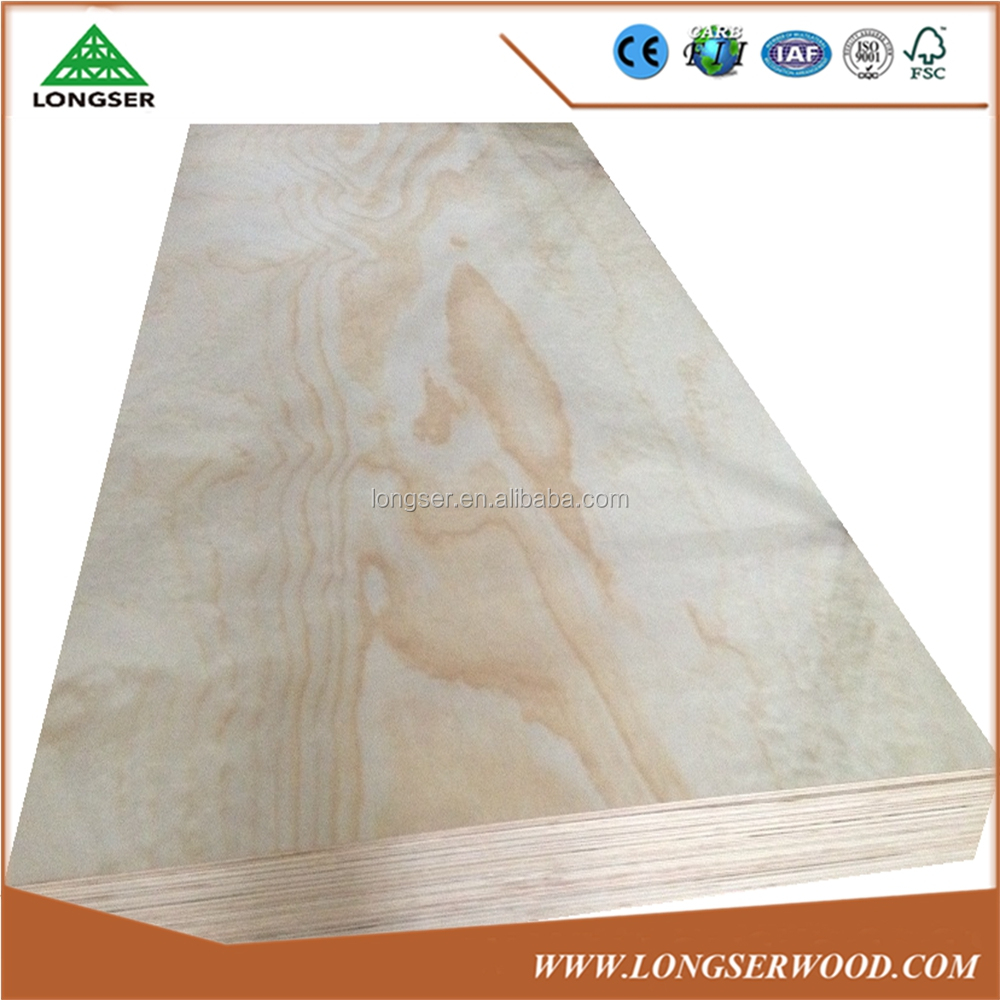 Plywoods Type and E1 Formaldehyde Emission Standards Pine plywood