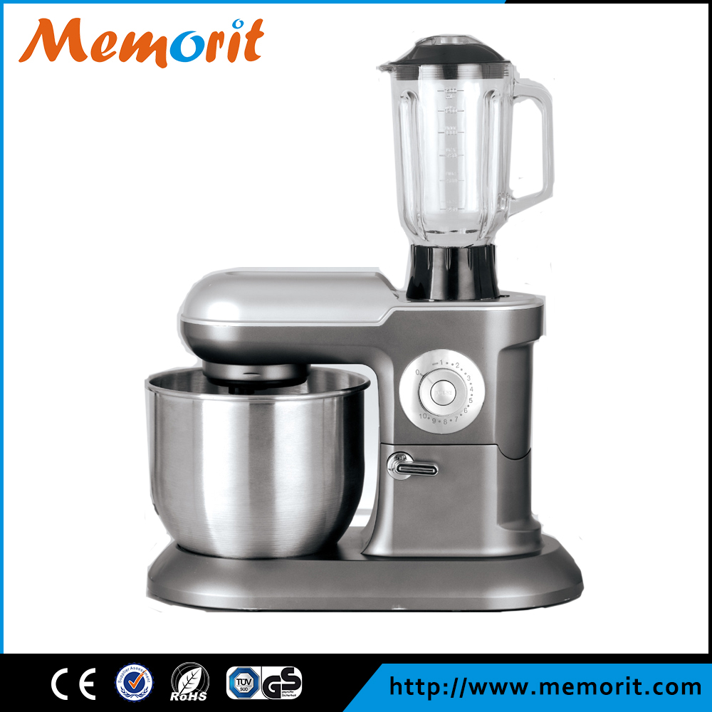 1200W multifunction stand mixer with 6.5L S.S bowl