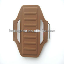 Breathable Waterproof mobile phone armband case
