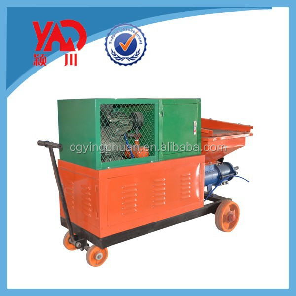 Used Heavy Equipment IN Malaysia Automatic Spray Plastering Machine /Spray Render Machine For Sale