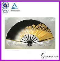Chinese Wholesale Holiday Gift Bamboo Hand Fan Frame