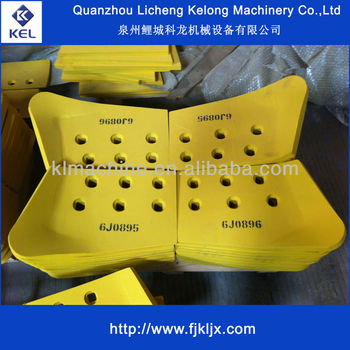 Earth Moving Machinery Parts End bit 6J0895