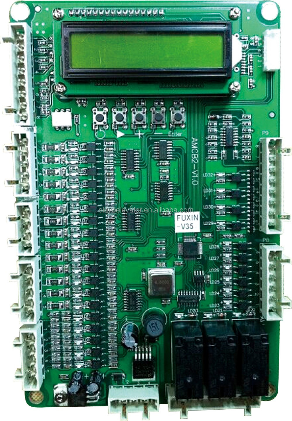 PC Board For Elevator LCBII-Chinese