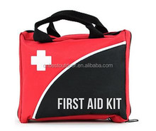 Small and Lightweight First Aid Kit for Emergency & Survival - Car, Home, Travel, Office or Sports