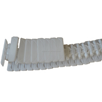 plastic multiflex conveyor chain 1775 for milk bag