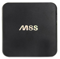 xbme android Android 4.4 amlogic remote control M8S S812 2g 8g android KODI 16.1 tv box