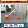 PVC Coated Welded Wire Mesh Portable Temporary Fence