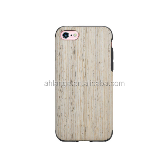 natural real luxury wood phone case cover for iphone 6 6s