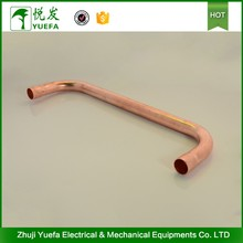 Pipe Fittings 180 Degree Exhaust Copper U Bends