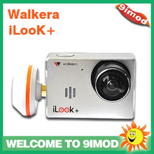 ilook upgrade version!Walkera ILook+ Camera high cost-effective,wide-angle lens camera for aerial sports