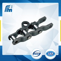 large pitch stainless steel leaf chain,leaf chain drive sprockets