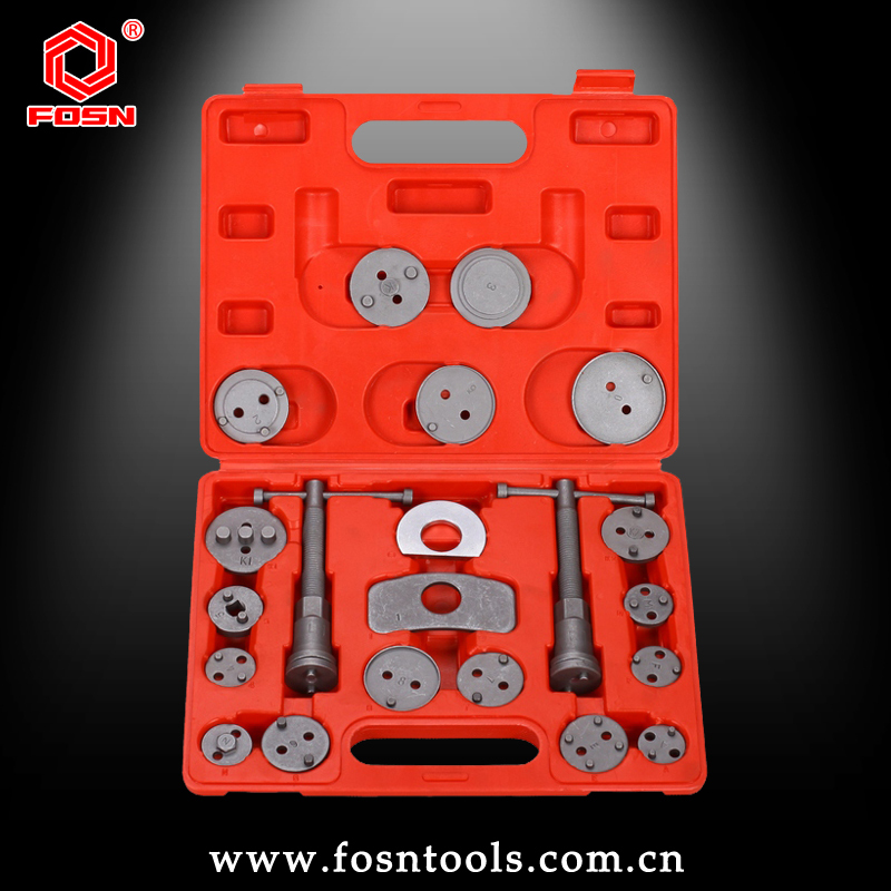 21pc Wind Back Tool Kit Brake Caliper Piston Tool