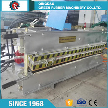 European CE ISO 9001:2008 certified crumb rubber latex adhesive machine PVC conveyor belt for sale