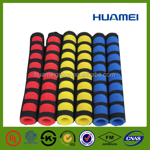 Colorful Environmental NBR insulation tube