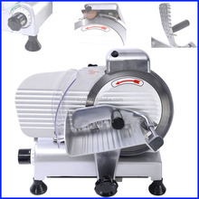 Restaurant Professional Semi Automatic Electric Industrial Frozen Meat Slicer