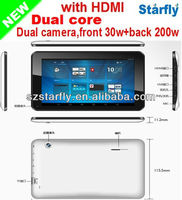 Hot!!! 7 inch wintouch tablet pc with dual core tablet 512MB/4G