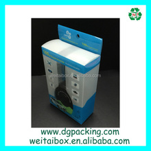 Accept Custom Order Printing Handling small clear plastic flat pack boxes