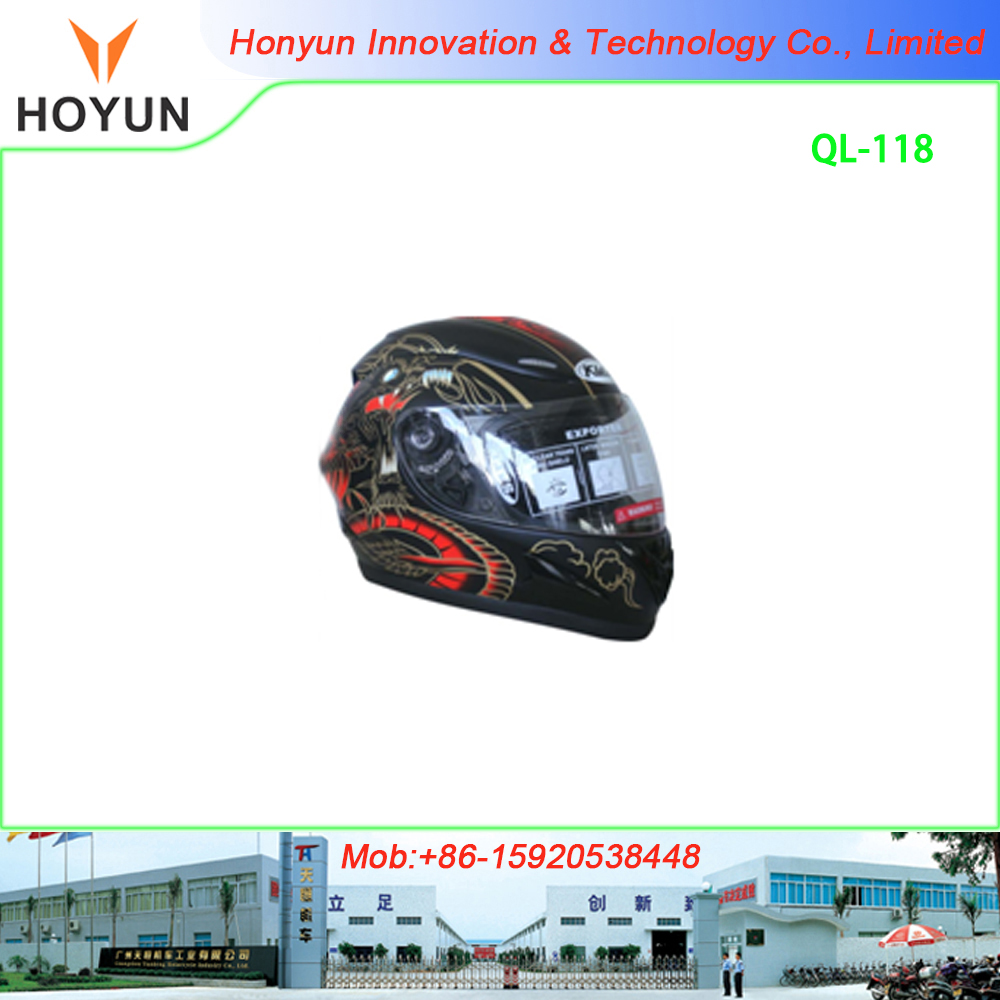 ABS full face QL-118 motorcycle helmet