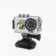 Economical Waterproof Dual Screen FHD 1080P Surfing Diving Sports Recorder Camera