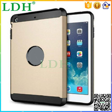 Newest hard pc protective cover for ipad,plastic cover for ipad mini