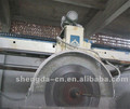 Multiblade granite bridge block stone cutting machine
