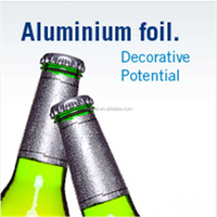 food packaging aluminum foil paper for bottle sealing for anti-fouling