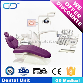 Best Selling Products 2014 Top Mounted dental chair