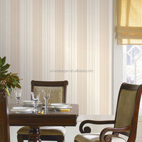 popular home interior design ideas fabric wallpaper non-woven wallcoverings